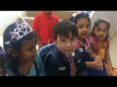 Early Years Programme : Storybook Character Parade at RBK International Academy