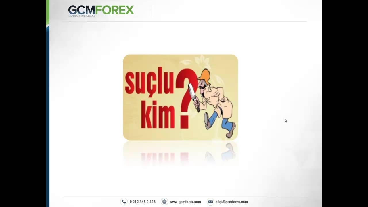 Gcm forex kimin