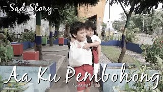 (Upload Ulang) Sad Story : Aa Ku Pembohong | Kids Brother