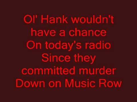 David Hickman & Darrell Collins - Murder on Music Row