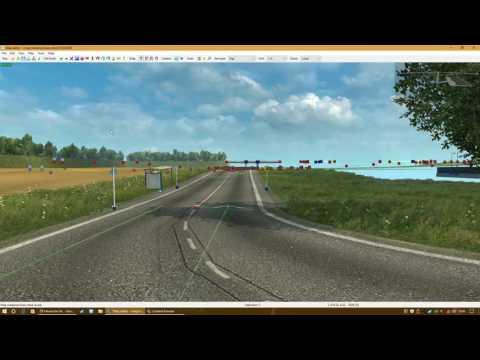 ETS2 map editor #41/ hannover |Niedersachsenmap