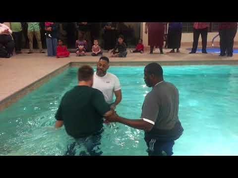 Green Bay Wisconsin Baptism