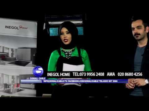 INEGOL Home Furniture - 17 - 05 - 2016 - Shirkadda Allaabta Guryaha INEGOL - Somali Cable TV.