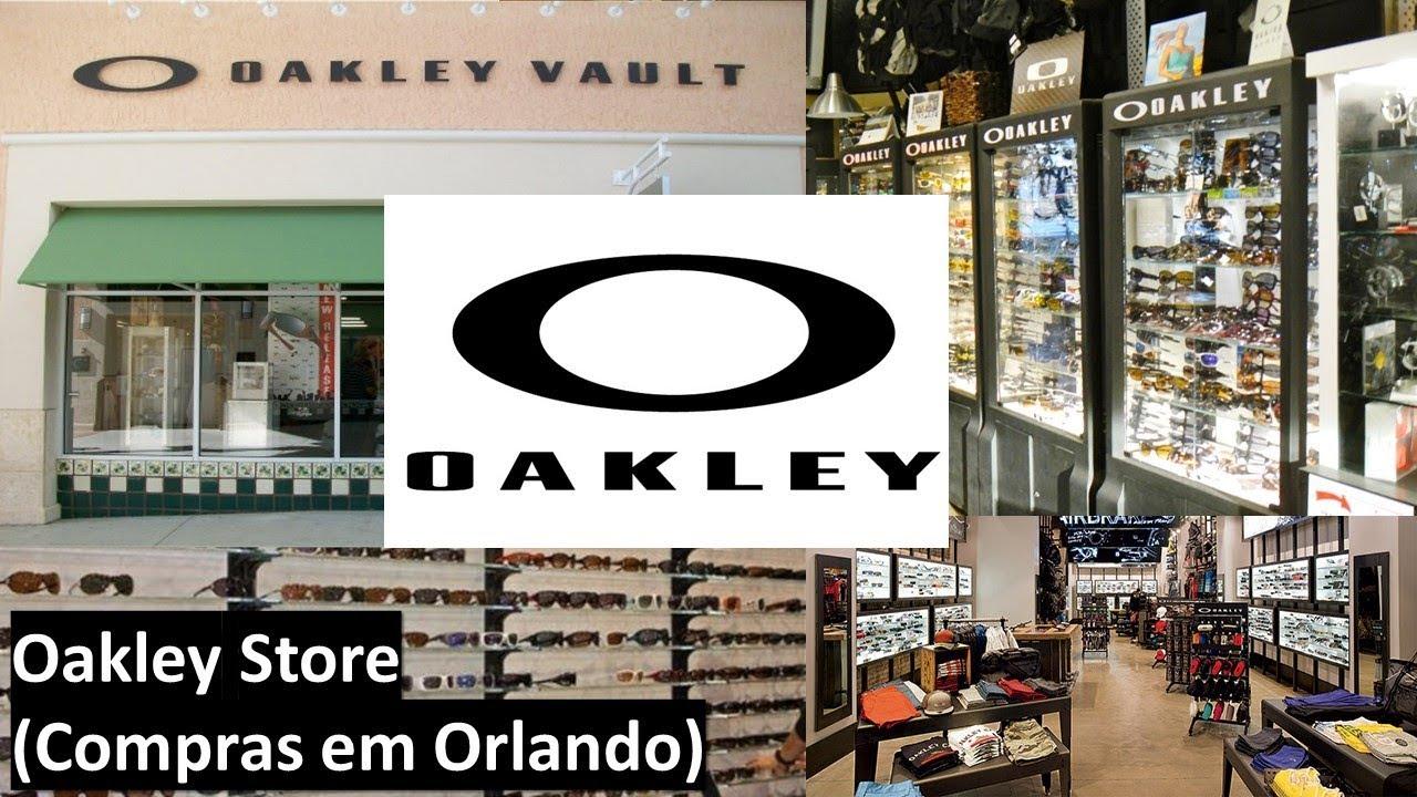 282290c68ae76 Oakley Store - Compras em Orlando - YouTube