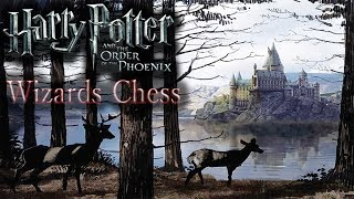 Wizards Chess - Harry Potter and the Order of the Phoenix (PC)