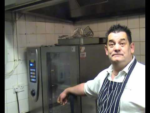 Rational Self Cooking Centre With Bruce Chattaway The Farmers Arms Ulverston