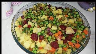 Salata tarifi YEMEK tarifleri Рецепт еды Салаты рецепты