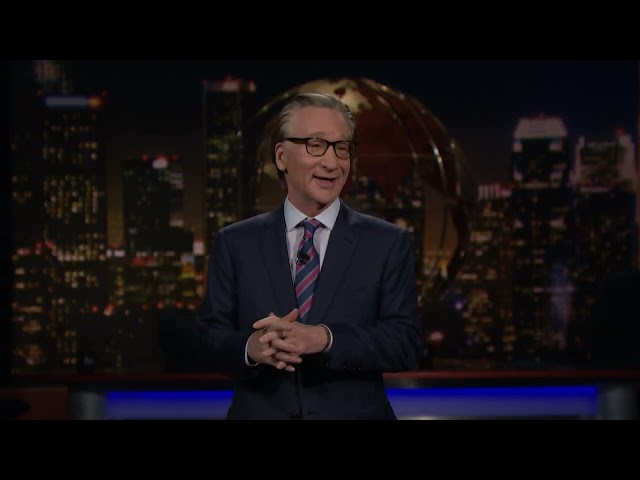 Monologue: Time's Up for Gov. Cuomo   Real Time with Bill Maher (HBO)