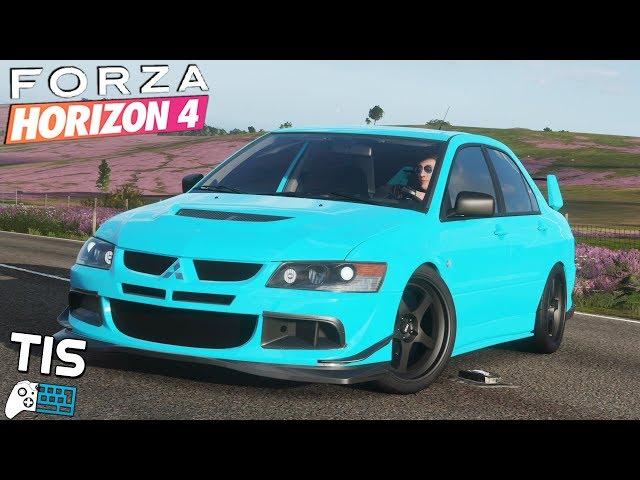 ΤΟ EVO ΤΩΝ ΟΝΕΙΡΩΝ ΜΟΥ! - Forza Horizon 4 |#9| TechItSerious