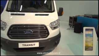 Yeni Ford Transit 2014 - İstanbul Comvex Fuarı