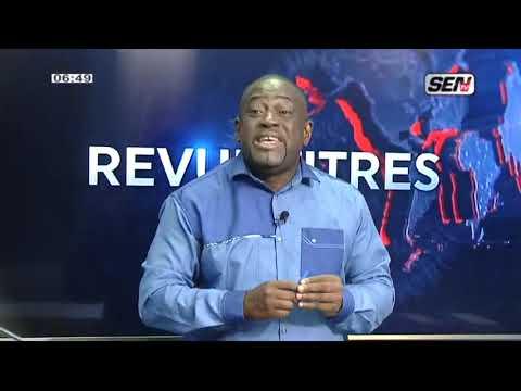 La revue des titres avec Fabrice Nguéma du lundi 6 Avril 20
