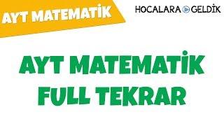 AYT Matematik Full Tekrar / Yks 2019