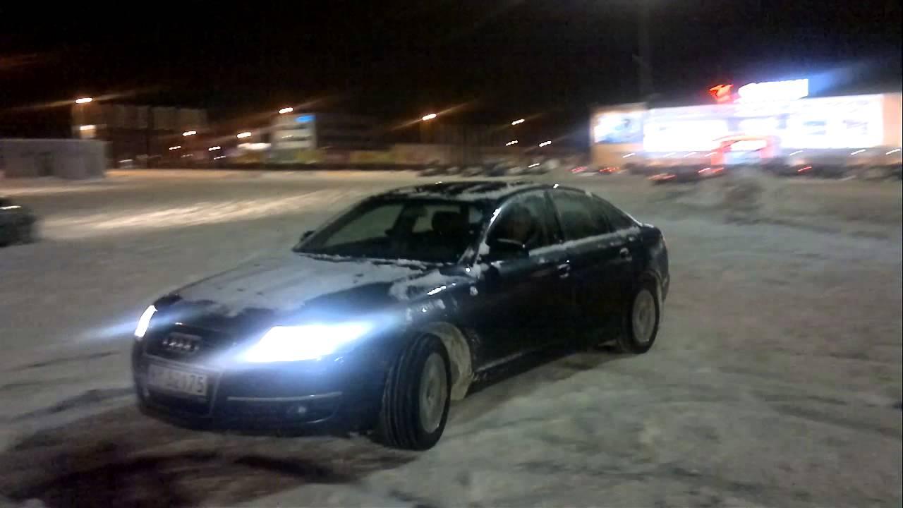 Audi A6 30 Tdi Quattro Drift Youtube