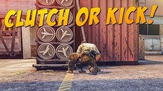 CS:GO - Clutch or Kick! #91