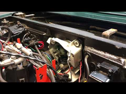 C3 corvette wiper motor test