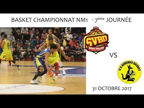 2017 10 31 44 Rencontre Sportives SVBD vs AUBENAS 7ème journée