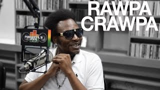 Rawpa Crawpa talks vlogging, influence in the UK & JA + plans to make a movie