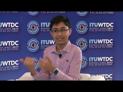 ITU INTERVIEWS @ WTDC-17: Tanmay Bakshi, Algorithm-ist, Machine Learning & Watson Developer