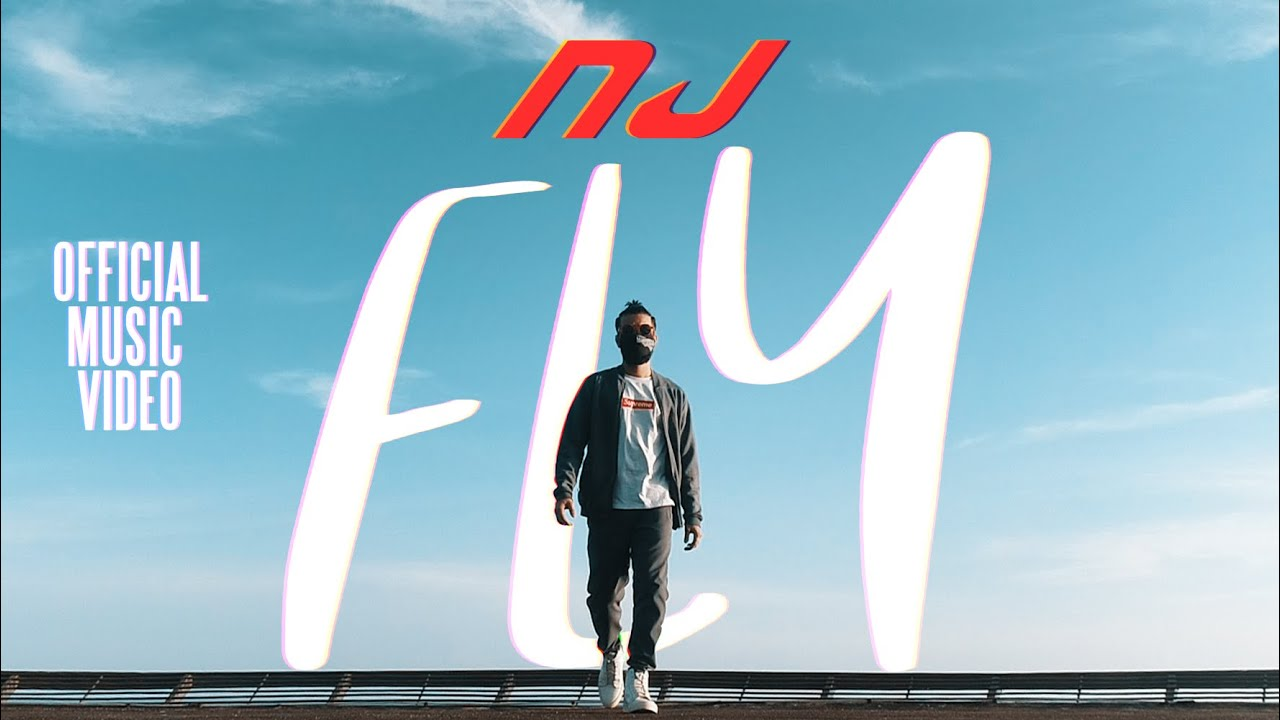 NJ - 'FLY' | Official Music Video | (Prod.by Dan Pearson & Arcado)