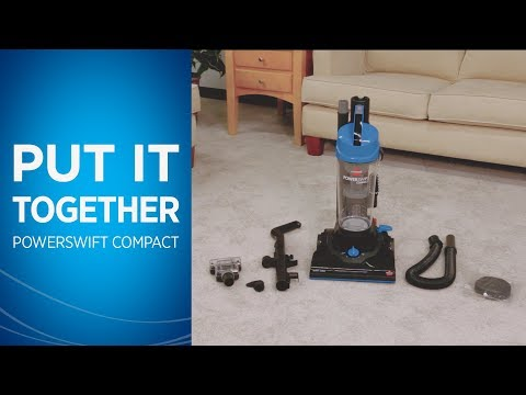 How to Assemble your PowerSwift™ Compact