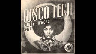 Disco Tech - Jamaican Funk