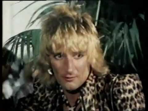 Rod Stewart - Da Ya Think I'm Sexy?