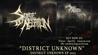 STATE OF NEGATION - District Unknown