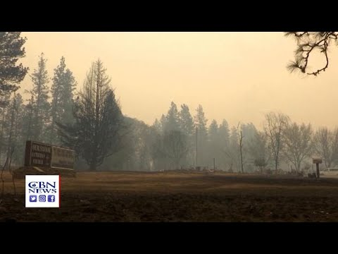 'Hurricane of Fire': Massive Destruction at Both Ends of California Claims More Than 30 Lives