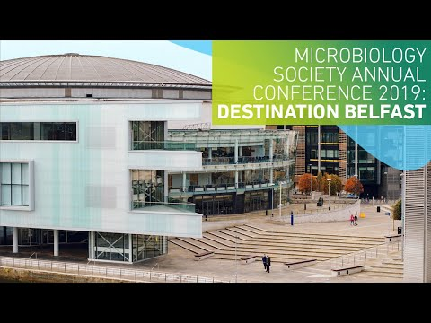 Annual Conference 2019   Microbiology Society