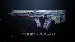 m c 5 new class primary tier 1 weapon aaw 1 sapper 1 9 update