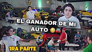 EL GANADOR DE MI AUTO | PARTE 1 | REGALO AUTO | MARKITOS TOYS | LOS TOYS