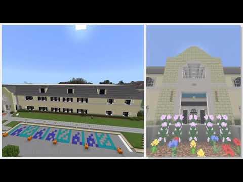 Westminster School At Oak Mountain...in Minecraft