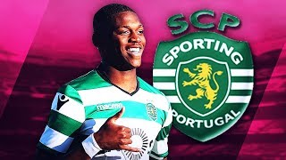 RAFAEL LEÃO - Amazing Goals, Skills & Assists - 2017/2018 (HD)