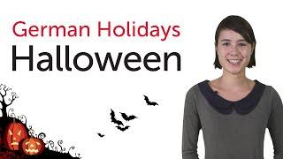 German Holidays - Halloween