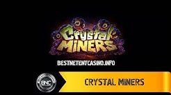 Crystal Miners slot by Apollo Games