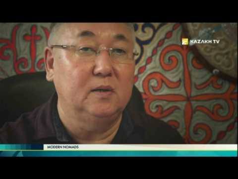 Modern nomads №9 (05.06.2017) - Kazakh TV