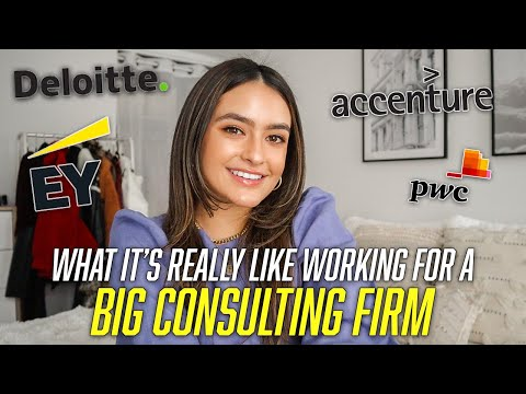 WHAT ITS REALLY LIKE WORKING FOR A CONSULTING FIRM: Interview Process, Work Life Balance, And More