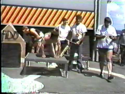 USS Hepburn Wog Dog 1987