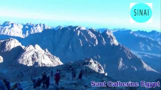 2 amazing days in saint st catherine in egypt and the mounts snow - secrets of sinai hd 2016