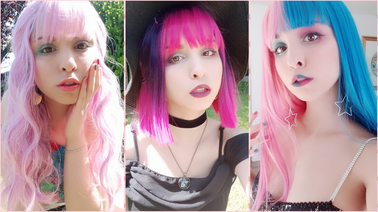 YOUVIMI WIG UNBOXING & FIRST IMPRESSION /