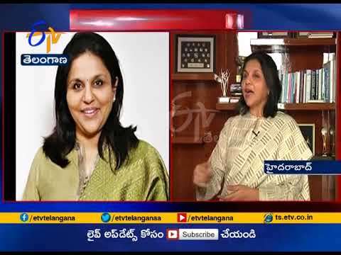 Interview with Apollo Hospitals Joint MD Sangita Reddy | Over Global Entrepreneurship Summit