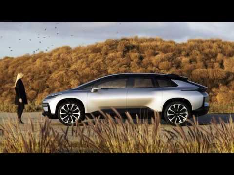 Hotnews 2018 Faraday Future FF 91 Review
