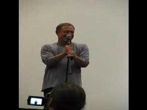 Fredric Lane at the ChicagoCon...1