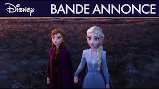La Reine des Neiges 2 - Nouvelle bande-annonce | Disney