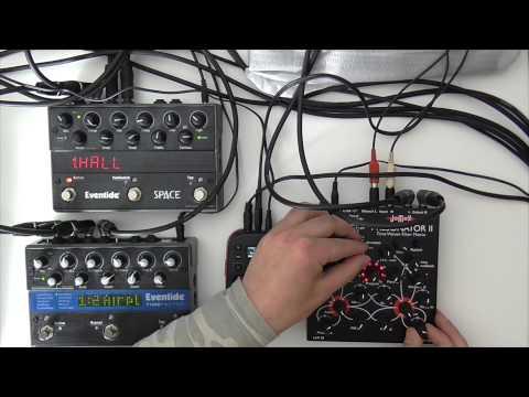 DSI Tetra meet JoMoX T-Resonator II   - Minimal Bass Jam