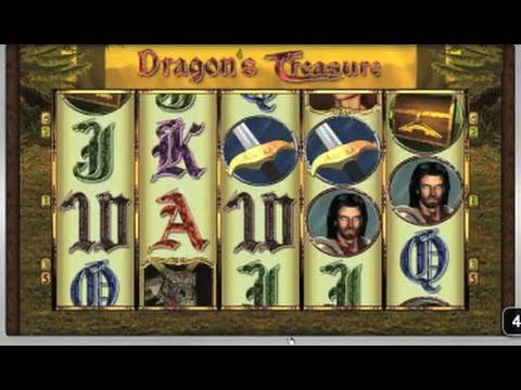 dragons treasure spielen