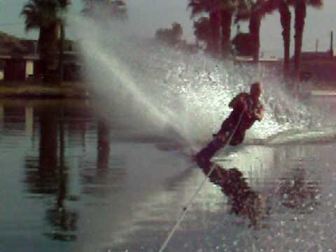 May '10, Chuck Dallas / ski session