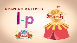 Endless Spanish L-P