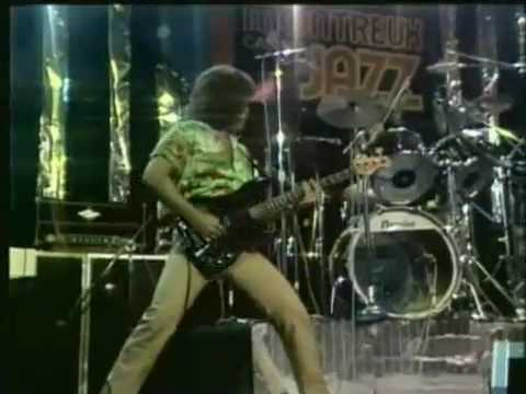 Best live performance Rory Gallagher
