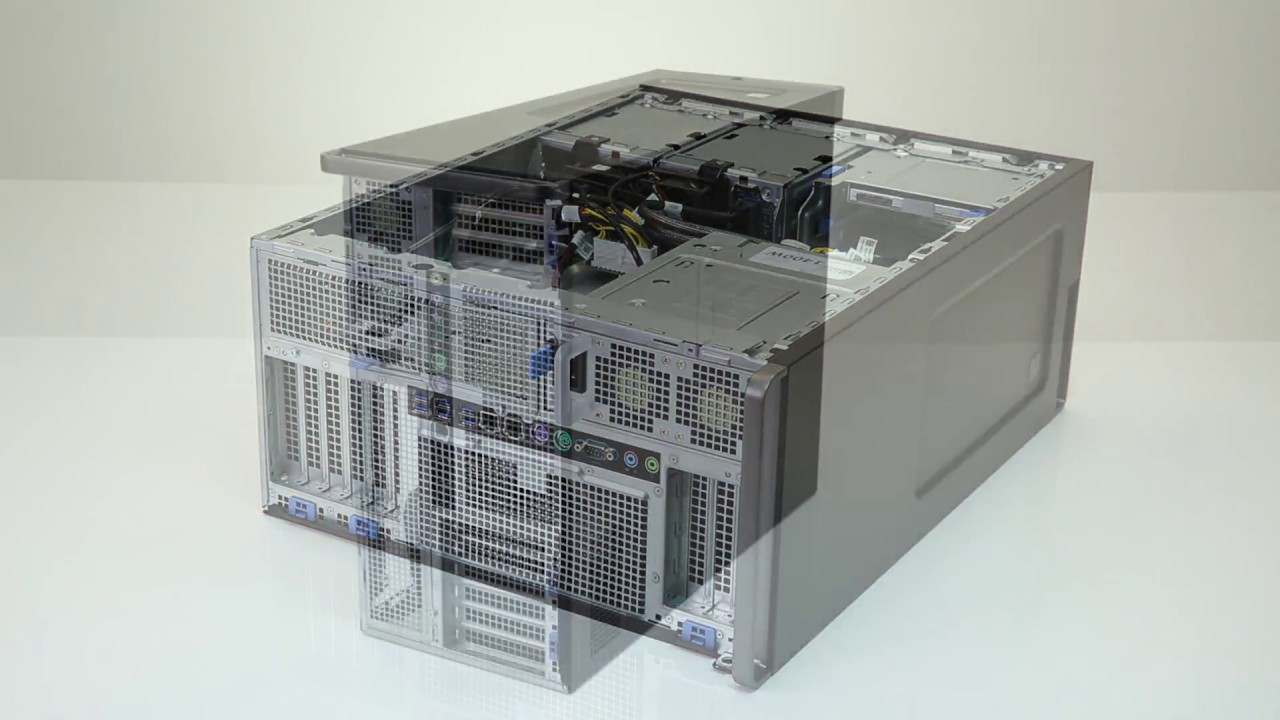Dell Precision 7920 Convert To Rack Mount
